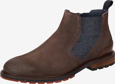SIOUX Chelsea Boots 'Timidor' in grün / schwarzmeliert, Produktansicht