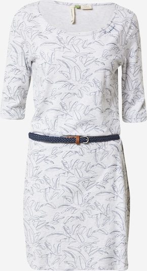 Ragwear Kleid 'Tamy' in navy / offwhite, Produktansicht