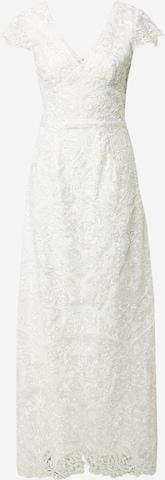 balta Chi Chi London Vakarinė suknelė
