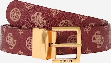GUESS Belte 'Hensley' i rød