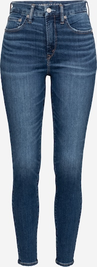 American Eagle Jeggings in de kleur Blauw denim, Productweergave