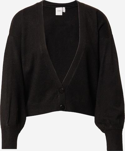 ICHI Strickjacke 'ALPA CA6' in schwarz, Produktansicht