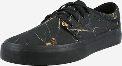DC Shoes Sneaker 'TRASE' in hellgrün / hellorange / schwarz, Produktansicht