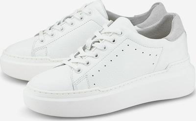 Another A Low Plattform-Sneaker in weiß, Produktansicht