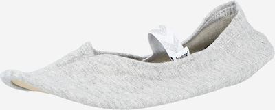 Hummel Chaussure de sport en gris / argent / blanc, Vue avec produit
