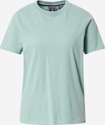 Superdry T-Shirt in hellgrün, Produktansicht