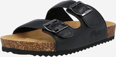 BUFFALO Pantofle 'ROSMARY' - černá, Produkt