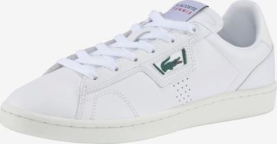LACOSTE Sneaker in grün / weiß, Produktansicht