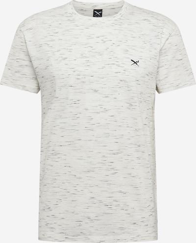Iriedaily T-Shirt in weißmeliert, Produktansicht