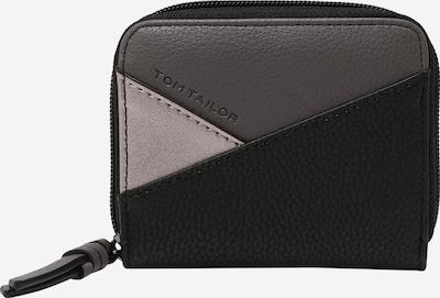 TOM TAILOR Peněženka 'Elina' - šedá / černá, Produkt