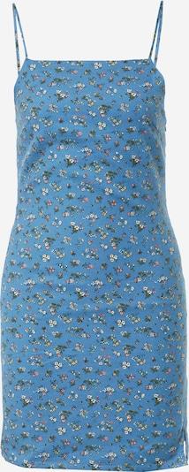Daisy Street Лятна рокла 'EMMA' в небесносиньо / пъстро, Преглед на продукта