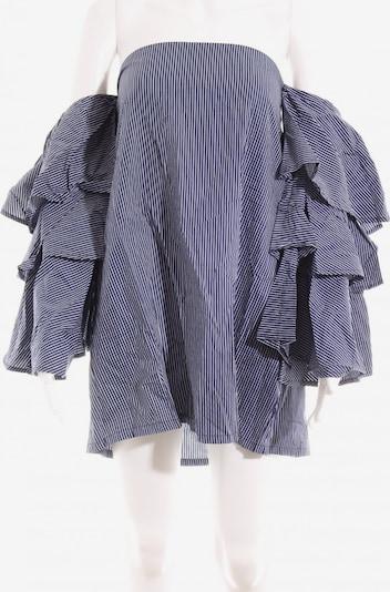 Faithfull - The Brand Minikleid in M in dunkelblau / weiß: Frontalansicht