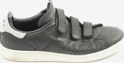 ADIDAS Sneaker Klettverschluss in 39,5 in schwarz / weiß, Produktansicht