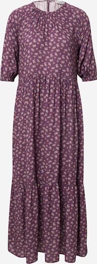 NA-KD Kleid in grün / pflaume / orange / hellpink, Produktansicht