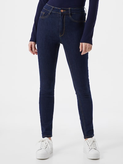 Gina Tricot Jeans 'Molly' in dunkelblau, Modelansicht