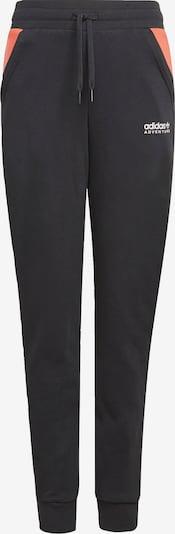 ADIDAS ORIGINALS Broek in de kleur Koraal / Zwart / Wit, Productweergave