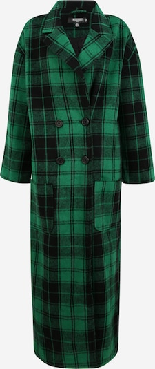 Missguided (Tall) Between-seasons coat in Green / Dark green, Item view