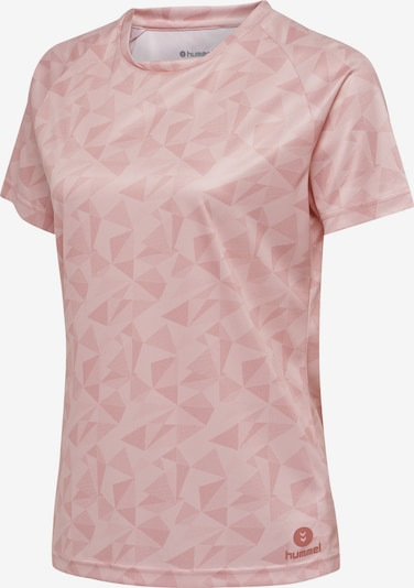 Hummel Jersey Woman S/S in pink, Produktansicht