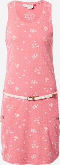 Ragwear Poletna obleka 'KESY' | mešane barve / roza barva, Prikaz izdelka