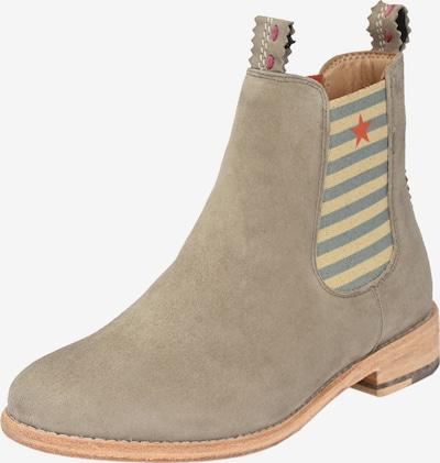 Crickit Chelsea Boot 'JULE' in beige / taupe, Produktansicht