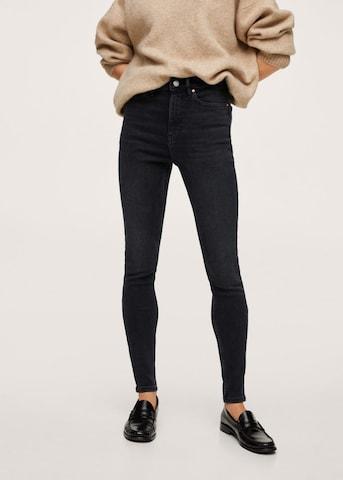 MANGO Jeans 'Soho' in Grijs