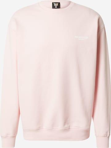 PARI Sweatshirt 'SPORTS CLUB' in Pink