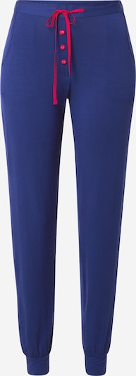 Cyberjammies Pyjamabroek 'Ariana' in de kleur Navy / Neonroze, Productweergave