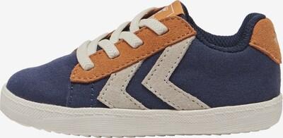 Hummel Sneaker in beige / blau / hellbraun, Produktansicht