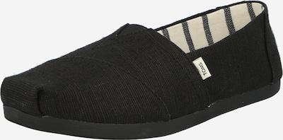 TOMS Slipper 'ALPARGATA' - černá, Produkt