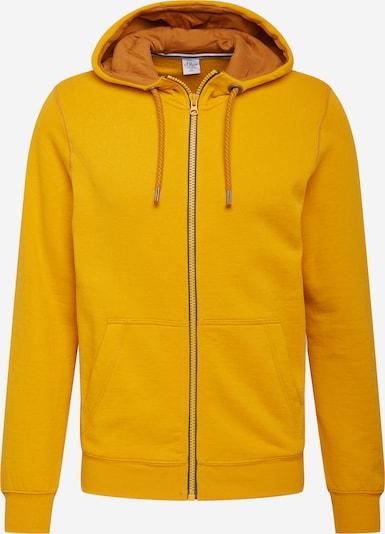 s.Oliver Sweatjacke in gelb, Produktansicht