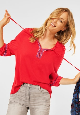 CECIL Tunic in Red