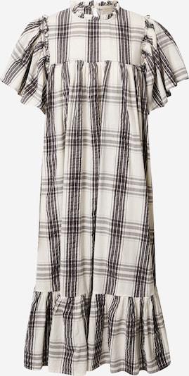 Stella Nova Vestido 'Pen' en gris oscuro / offwhite, Vista del producto