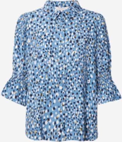 Part Two Bluse  'Caias' in blau, Produktansicht