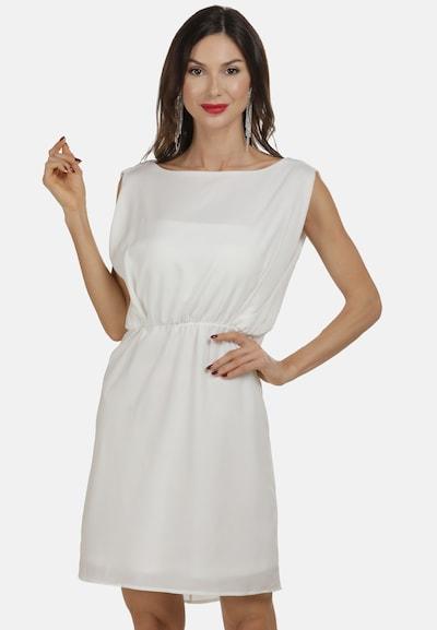 faina Sommerkleid in weiß, Modelansicht