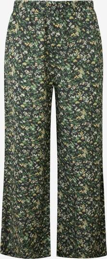 Pepe Jeans Hose in gelb / grün / weiß, Produktansicht