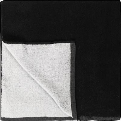 QUIKSILVER Strandtuch 'SALTY TRIMS' in schwarz / weiß, Produktansicht