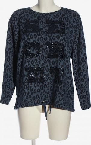 Milano Sweater & Cardigan in XXL in Blue