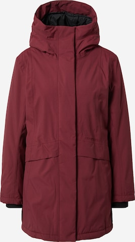 Didriksons Outdoor Jacket 'Cajsa 3' in Red