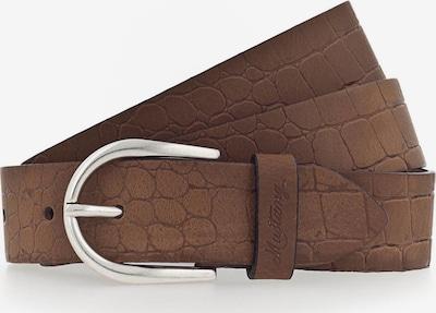 MUSTANG Bälte i brun, Produktvy