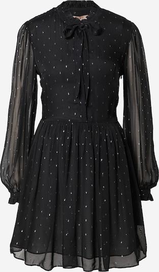 Twinset Kleid 'ABITO' in schwarz / silber, Produktansicht