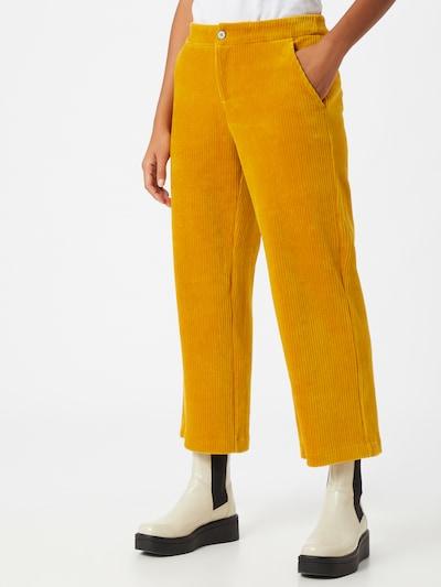 s.Oliver Broek in de kleur Geel, Modelweergave