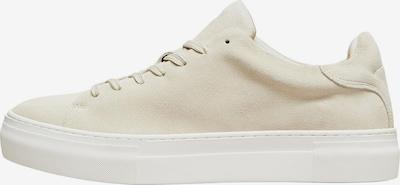 SELECTED HOMME Sneakers laag 'David' in de kleur Nude, Productweergave
