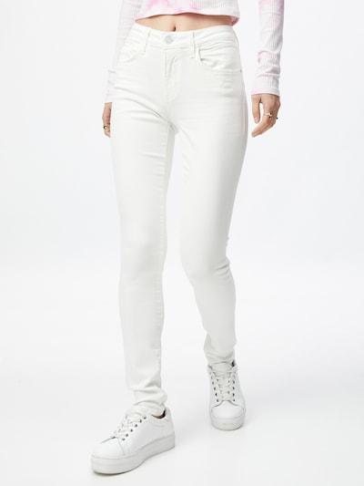 Mavi Jeans  'ADRIANA' in weiß, Modelansicht