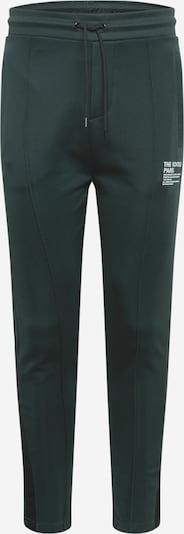The Kooples Pantalon en vert foncé, Vue avec produit