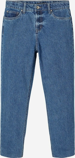 NAME IT High Waist Ankle Jeans in blau, Produktansicht