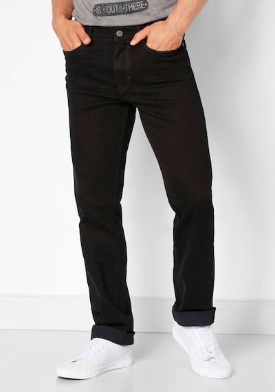 PADDOCKS Jeans in schwarz, Modelansicht