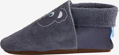 Affenzahn Krabbelschuh 'Koala' in grau, Produktansicht