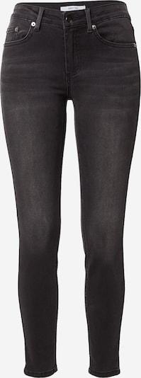 Jeans 'Elis' ABOUT YOU pe negru denim, Vizualizare produs