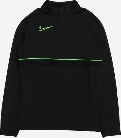 Sportinio tipo megztinis iš NIKE , spalva - neoninė žalia / juoda, Prekių apžvalga