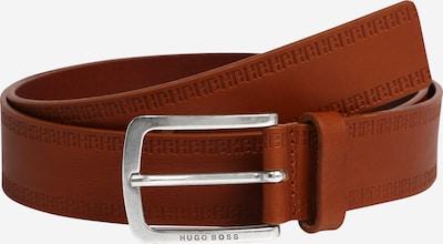 BOSS Casual Cinturón 'Jor' en marrón rojizo, Vista del producto